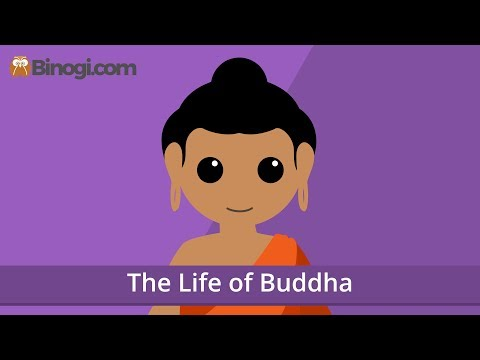 The Life of Buddha (Religion) - Binogi.com