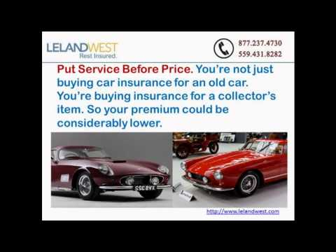 5 Must Dos For Buying Classic Car Insurance