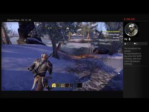 James Mattis on Elder Scrolls Online