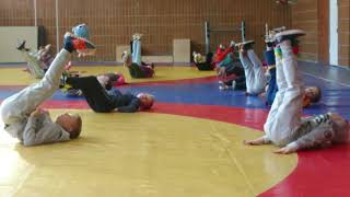 Уроки фізичної культури вчителя СШ №269 Подуфалової Наталії Михайлівни