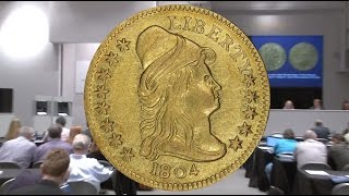 CoinWeek: Auction Highlights Pogue Coin Collection: Gold Coins: Lots 1116-1128. VIDEO: 16:40.