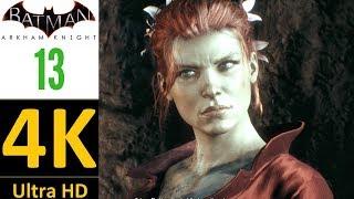 [4K]:Batman Arkham Knight Walkthrough Part 13(Hard/No Damage/No Upgrades)-Cobra Tanks(No Commentary)