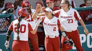 Writer's Block - OU Softball on 39 game winning steak