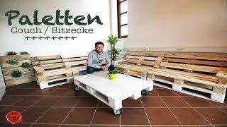 PALETTEN- Couch TUTORIAL I Ben