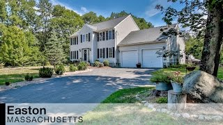 video of 418 bay road   easton massachusetts real estate homes by maureen harmonay