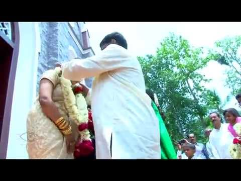Jobi + Anitha Wedding Montage