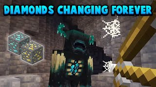 NEW: Diamond Ore Is Changing FOREVER & Worst 1.17 Feature