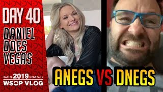 DNegs Vs ANegs In The 6 Max - 2019 WSOP VLOG DAY 40