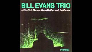 Bill Evans - At Shelly's Manne-Hole (1963 Album)
