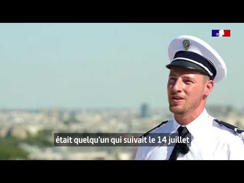 #14Juillet Malgré le #Covid19, Pascal, gardien de la paix, va défiler cette année
