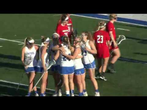 CCSU Women\'s Lacrosse vs. Hartford | March 6, 2018