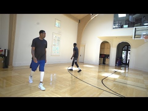 Tracy McGrady & Jaylen Brown: In The Dojo Ep. 2