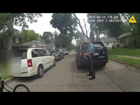 Viral Video Shows Michigan Police Officer Punching Handcuffed Teen Girl