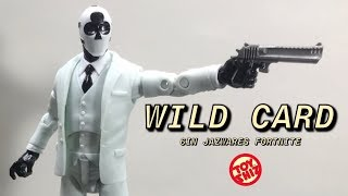 "BRAND NEW 6in Jazwares Fortnite ""WILD CARD"""
