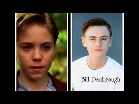 See the Cast of i IT 1990 and 2017 - YouTube