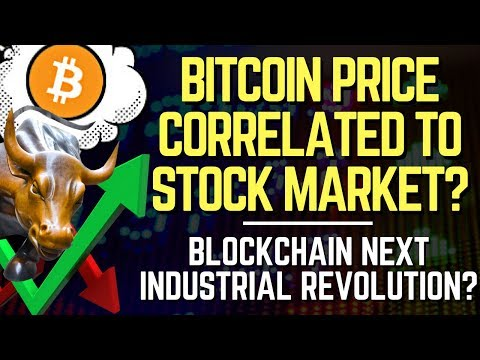 BTC Correlated To Stock Market? Crypto Benchmark Index, Crypto Industrial Revolution | Altcoin News