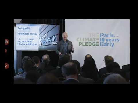 #CEO #amazon #fckRWE  Gigantic Signal (@RWE, too) - Jeff Bezos Jeffs Blues