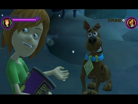 Scooby Doo And The Spooky Swamp Wii Walkthrough Part 8 The Yeti