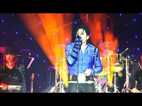 J Micheal Lucas As Michael Jackson