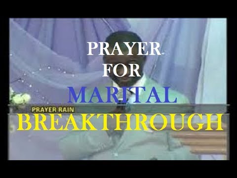 Prayer for Marital Breakthrough by Onaola Owolabi