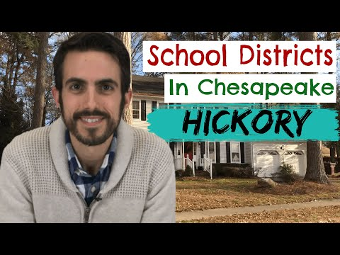 Hickory High School District In Chesapeake Virginia
