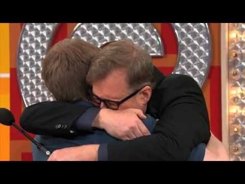 The Price is Right - Drew Says Goodbye to Scott