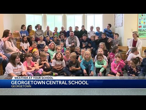 Weather At Your School: Georgetown Central School