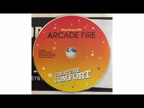 Arcade Fire - Comfort My Sleng Teng (Geoff Barrow Mix)