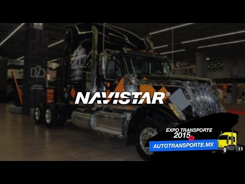 International Navistar - #ExpoTransporte2015