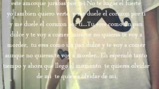 Carla Morrison-Pan de dulce-LETRA-♥