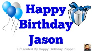 Happy Birthday Jason - Best Happy Birthday Song Ever