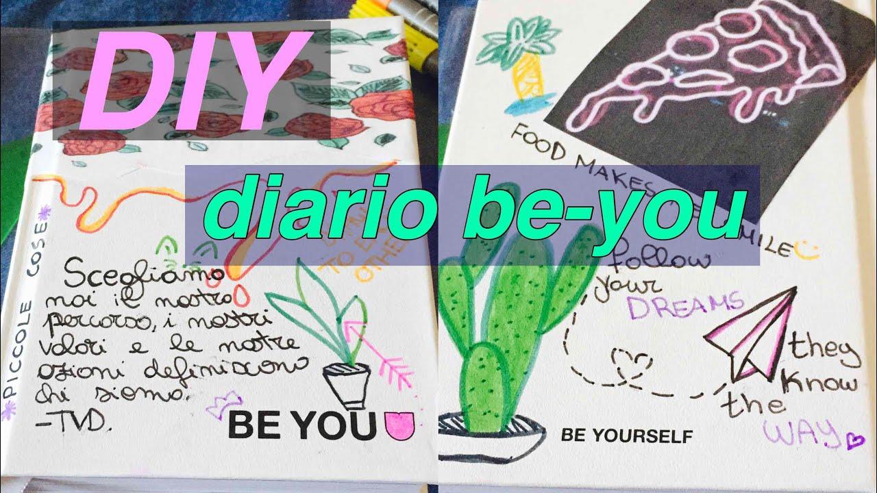 Come Decorare Il Diario Be You.Come Decorare Il Diario Be You Bts Sof