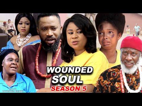 Download WOUNDED SOUL SEASON 5 (Trending New Movie )Fredrick Leonard 2021 Latest Nigerian Nollywood  Movie