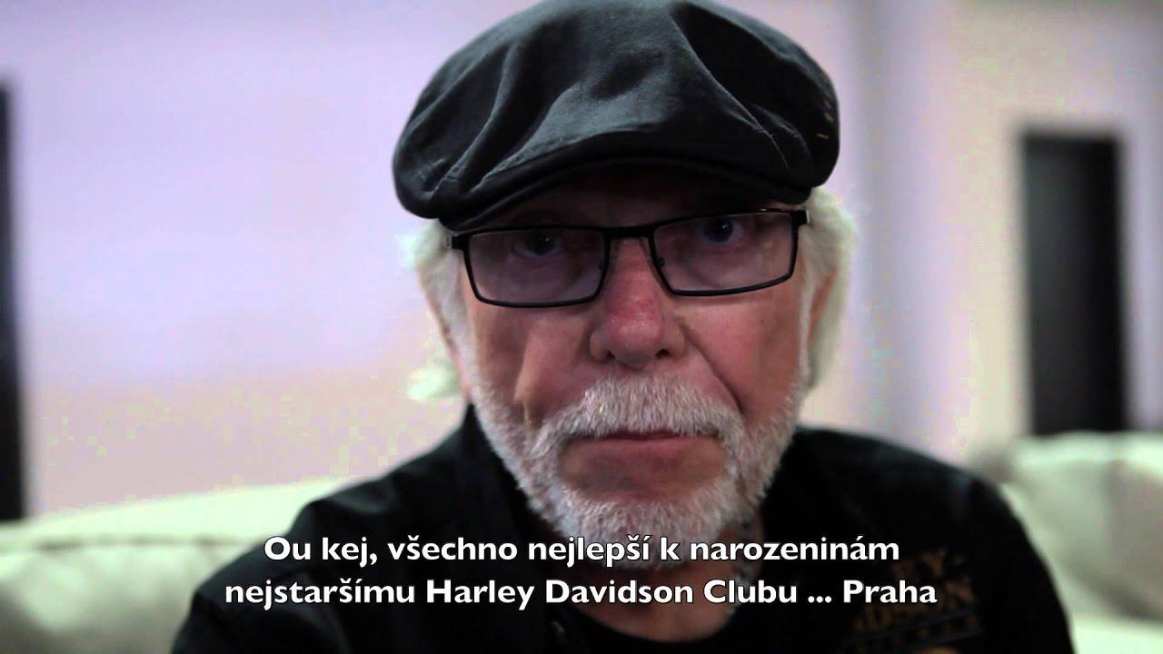 Willie G Davidson: Zdravice H-DCP Willie. G. Davidson
