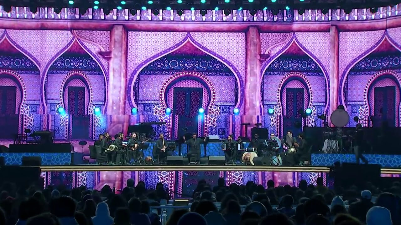 Sami yusuf new version for mowlana bautyful song