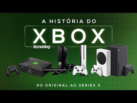 A história do Xbox: do original ao Series X - Especial Tecnoblog