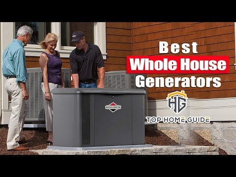 ▶️Top 5 Best Whole House Generators In 2020 - [ Buying Guide ]