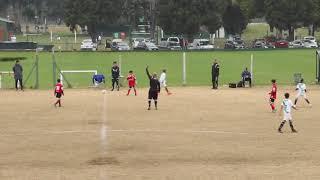 Partido Banfield vs  Argentinos junior categoria 2006