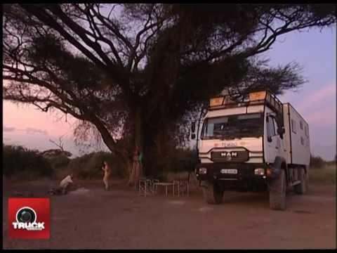 Expédition ANAUTICA au Kenya Episode 3 : voyage autour du monde en camping truck