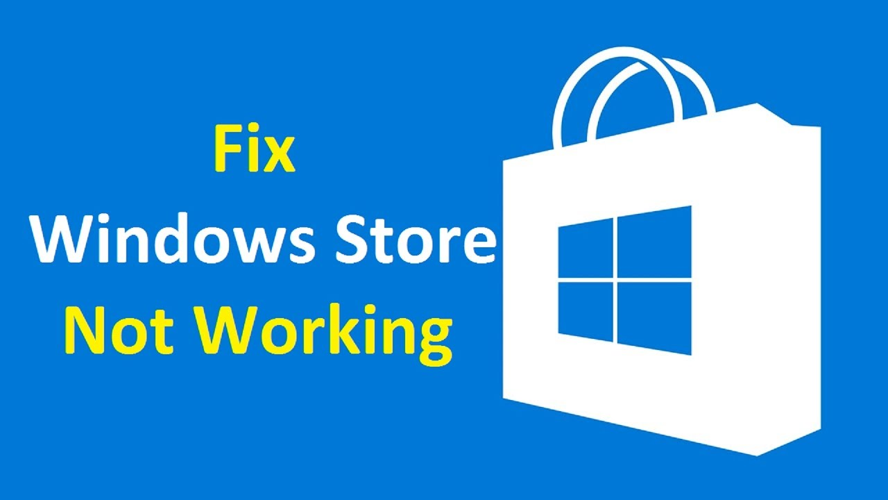 Windows 10 store does not work - Windows 10 Store Does Not Work 21