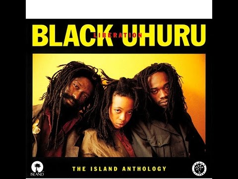 Black Uhuru - Liberation (Full Album)