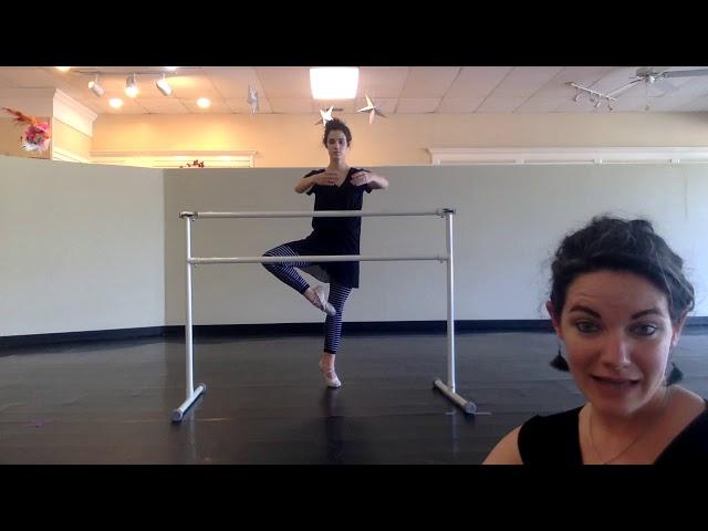 Miss Elizabeth Ballet I Wed 4:00 3/25