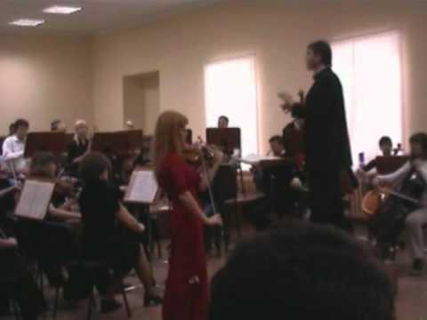 Prokofiev - Violin Concerto No 1 Moderato