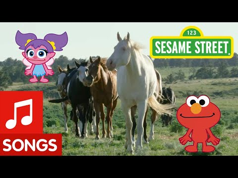 sesame-street:-dance-like-a-horse!-|-animal-dance-#5