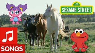 Sesame Street: Dance Like a Horse! | Animal Dance #5