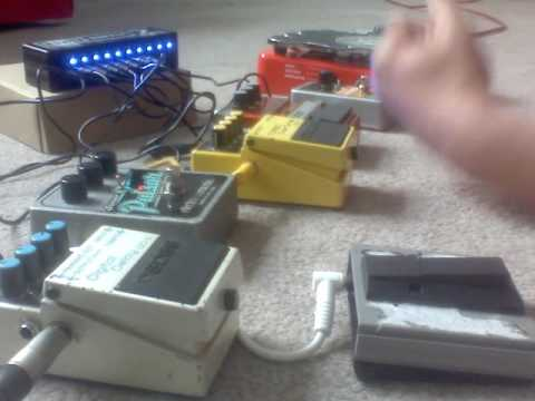 Donner DP-2 Power Supply For Guitar Effects Pedals