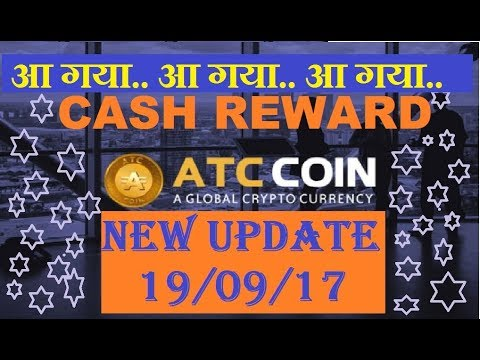 ATC COIN 19/09/17 DEEWALI  OFFER ll सच में आ गया ll