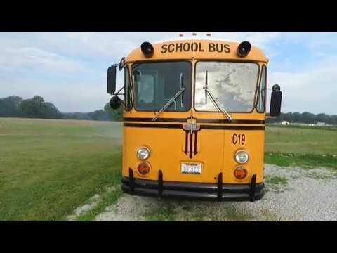 HOT WHEELS HW CITY WORKS 5//10 SURFIN/' SCHOOL BUS BROWN WITH REDLINES 111//190