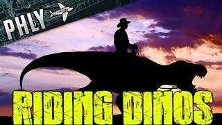 The Stomping Land - Riding Dinosaurs - Stomping Land Gameplay
