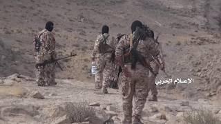 Йемен. ВС Йемена и хуситы сражаются с наемниками саудитов в районе горы Ям и лагеря аль-Фарда